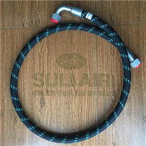 02250098-624寿力软管油管
