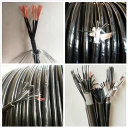 矿用控制电缆MKVVR4*2.5
