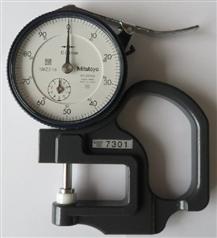 指針式厚度表 7301