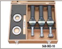 568-975-10 日本三豐套裝快測式內徑千分尺 三豐三點內徑千分尺