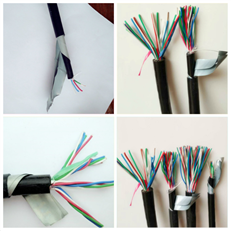 HYAT 50*2*0.5充油电缆