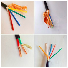 KVVP2-22铜带屏蔽钢带铠装控制电缆