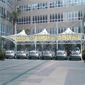 北京膜结构车棚_源卡多膜结构_汽车棚厂家