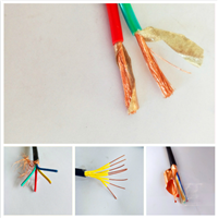 HYAC 200*2*0.4-自承式电缆