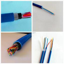 ZRC-HYA-5×2×0.4㎜ 阻燃通信电缆