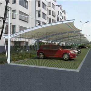 台州膜结构车棚