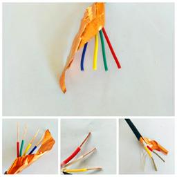 HYA23-100×2×0.6㎜铠装市内通信电缆