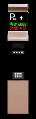 展东盛世219——停车场系统