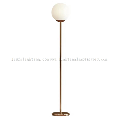 FL00009 globe floor lamp torchiere light