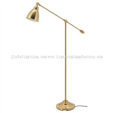 FL00005 Floor lamp/light with adjustable arm