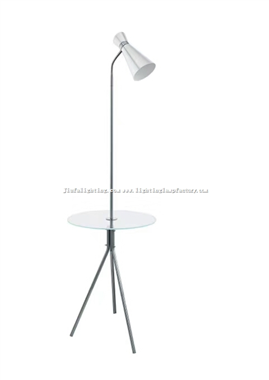 FL00010 Floor lamp with table