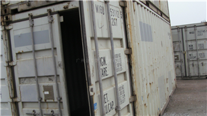 旧集装箱,旧货柜