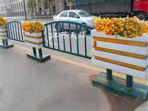 弧形护栏花箱
