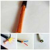 RVVZ-1×35㎜²RVVZ阻燃通信软电缆