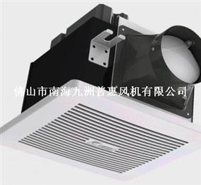 广东九洲风机BPT系列超静天花板管道换气扇