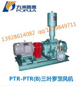 PTR(B)型罗茨真空泵