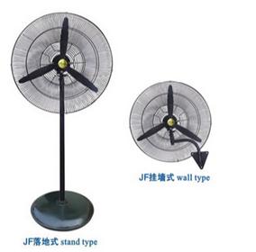JF工业风扇座地风扇挂壁风扇