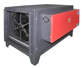 九洲静电式油烟净化器