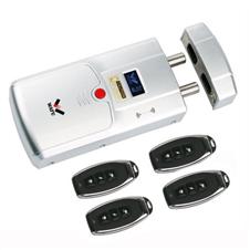 WAFU Wireless Smart Door Lock, Remote Control Lock, Keyless Entry Door Lock(WF-011A)