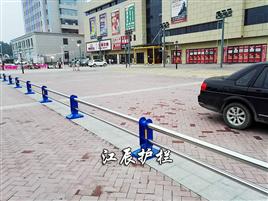 不锈钢复合管交通护栏
