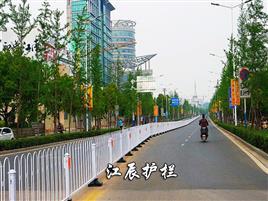 京式圆钢护栏