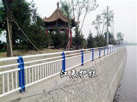 桥梁人行道护栏