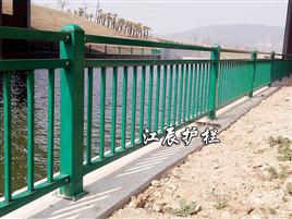 钢制河道护栏