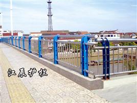 不锈钢桥梁隔离护栏
