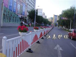 金昌市市政道路护栏