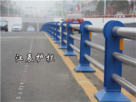 梧州市不锈钢复合管护栏