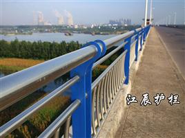 不锈钢复合管护栏效果图