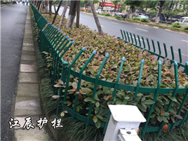 连云港市草坪防爬护栏