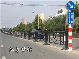 云浮市花式道路护栏