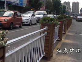 衡水市长方形花箱护栏