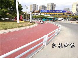 秦皇岛市不锈钢防撞隔离护栏