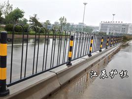 益阳市钢制京式护栏厂家