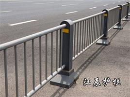 营口市钢制圆管护栏