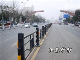 南充市花式交通护栏
