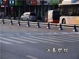 岳阳市不锈钢道路护栏