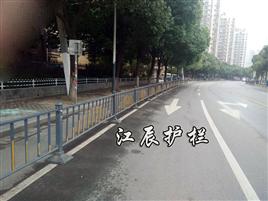 九江市热镀锌钢制护栏
