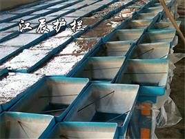荆州市花箱道路护栏配件