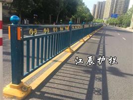 长沙市花式城市文化护栏