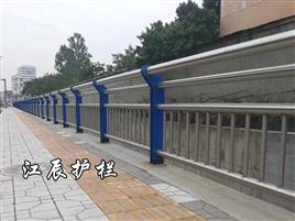 石河子市不锈钢复合管护栏样式