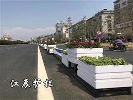 红河州花箱美化道路护栏供应