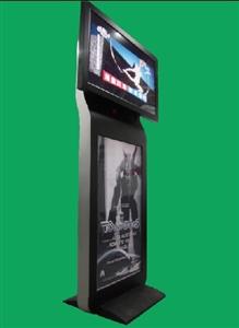42英寸+55英寸立式双屏告白机