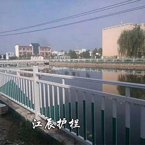 桂林市河道边缘隔离栏