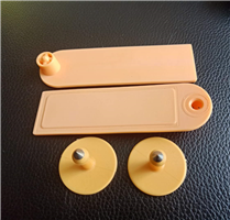 JTRFID9627 UHF动物耳标915MHZ牛耳标ISO18000-6C超高频远距离耳标