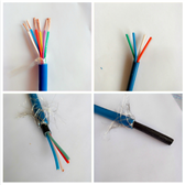 10*2*0.7mmZRC-HYAT53防爆通信电缆