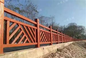 铝合金河道护栏