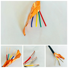 ZR-KYJY阻燃交联控制电缆